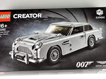 007 Lego launched