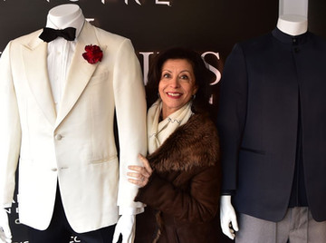 EXCLUSIVE: Costume Designer Jany Temime not to Return for Bond 25