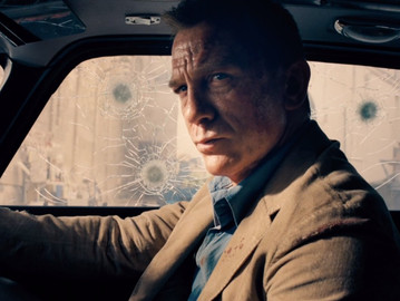 """Where is 007?"" - No Time to Die trailer reviewed"