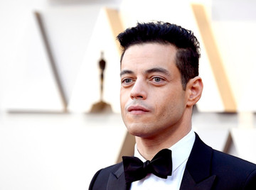 RAMI MALEK CONFIRMED FOR 'B25'
