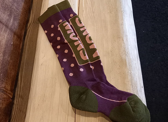 Mons Royal Tech Cushion Socken Frauen