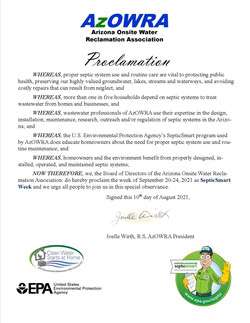 AZOWRA Proclamation 1
