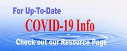 COVID Info Banner