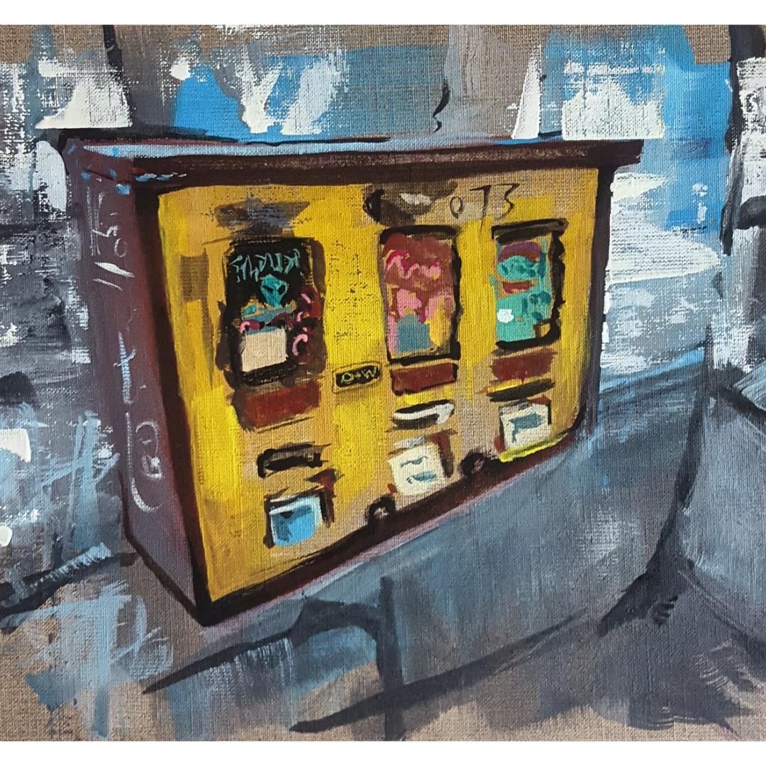 Automaten - Kaugummiautomat