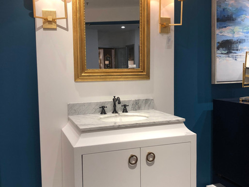 BATHROOM VANITIES : 2021 Design Trend Report #4