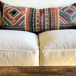 Performance Fabric Sofa