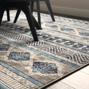 Dog-proof area rug