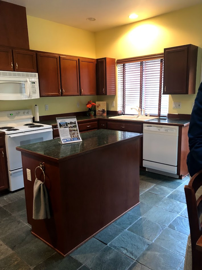 Kitchen in need of an interior designer and a full remodel!