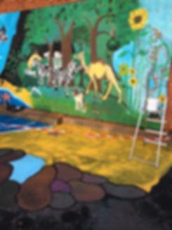 My School Playground, openspace