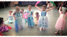 Looking back at our Summer Princess Workshop