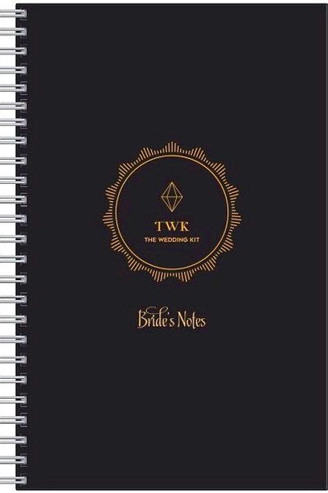 TWK Bride's Notebook
