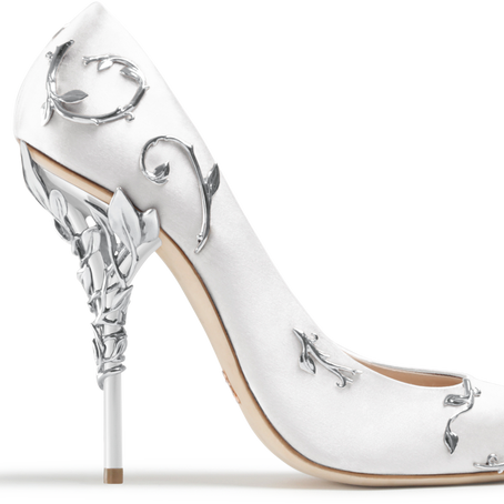I Shoes You- Finding your Wedding Shoes