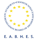 logo EABHES European Accreditation Board of Higher Education Schools