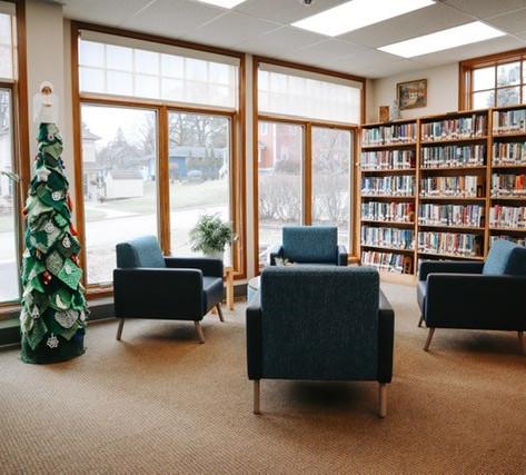 Barrett Memorial Library