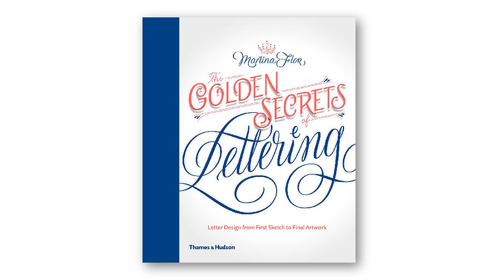 The Golden Secrets of Lettering