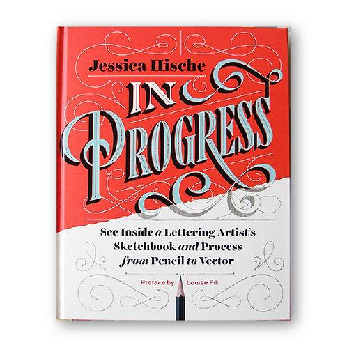 In Progress: See Inside a Lettering Artist's Sketchbook