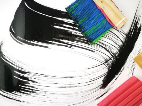 כלי קליגרפיה שתוכלו להכין בקלות בבית
