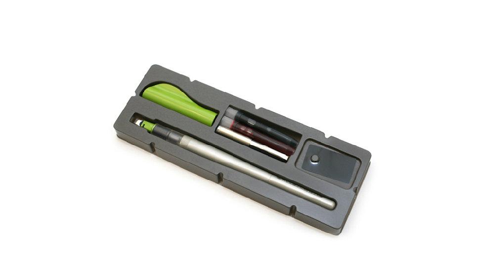 """עט פילוט פרלל - רוחב ניב 3.8 מ""""מ"""