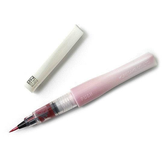 WINK OF STELLA - Kuretake ZIG - Dark Pink