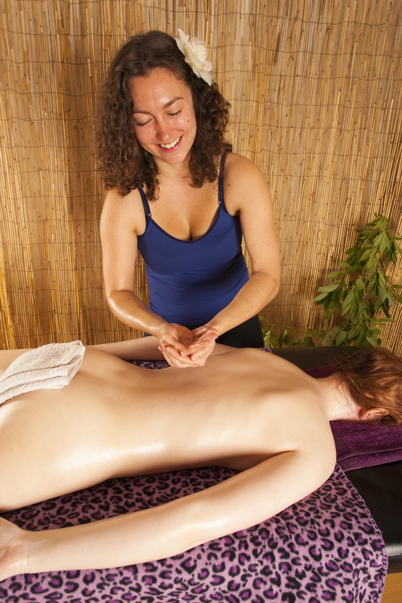 time to start amazing massage