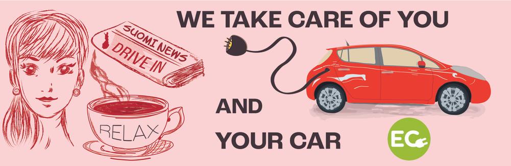 Jattitaulu_Electric Car _ poster
