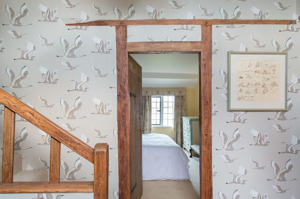 ab_standlake_11 herons hall & guest bed.