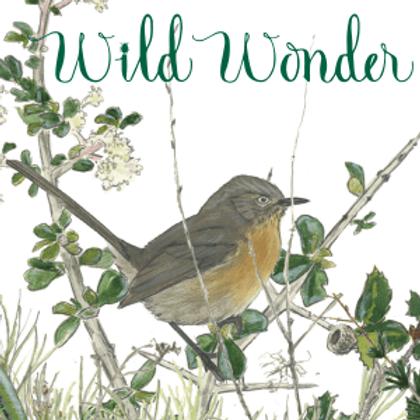 Wild Wonder Nature Journaling Conference MAKE YOUR OWN JOURNAL Workshop
