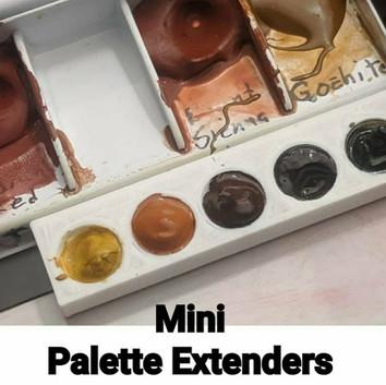 Watercolor Palette Extenders