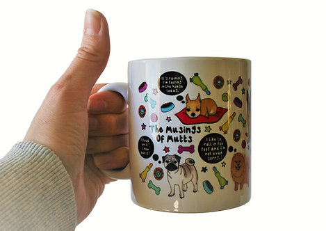 The musings of mutts - MUG