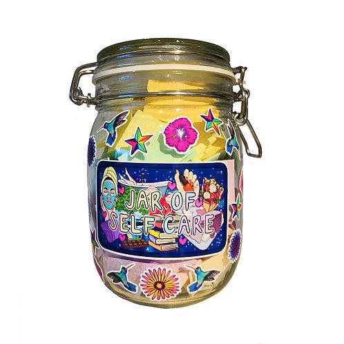 A Jar Of Self Care starter kit