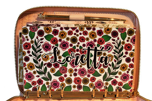 Floral Delight Dashboard *PERSONALISED*