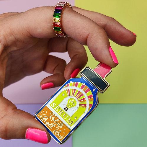 Bright Idea Serum Extra Large Pin