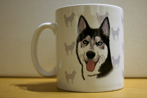 Draw my PET- custom MUG
