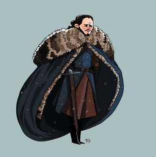 Jon Character Design