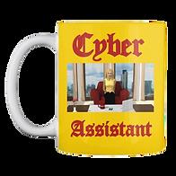 Cyber Assistant Mug $14.99