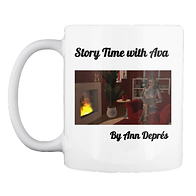 Story Time with Ava Mug $14.99