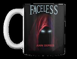 Faceless Mug $14.99