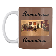 Raconteuse Animation Mug $14.99