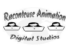 Raconteuse Animation Logo