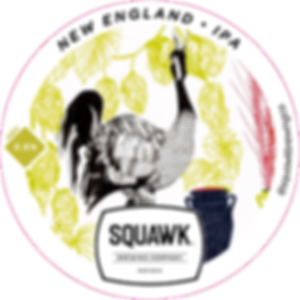 Squawk 3 x Extra Keg Lens Outlined 82mm.