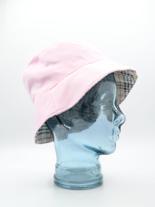 PINK- Reversible Protective ShieldVisor For Splash Protection Bucket Hat