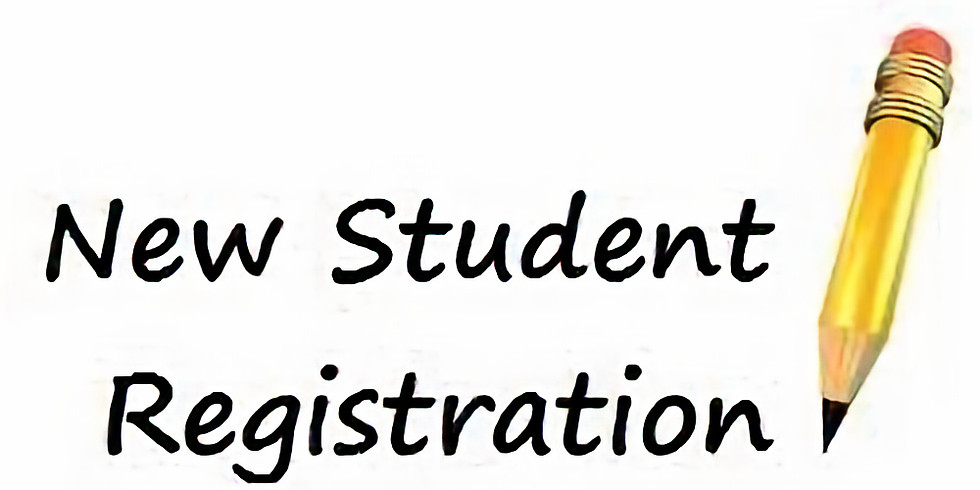 Night registration for 2020-2021 school year