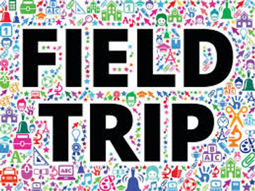 Field Trips and Dances Grades 6, 7 & 8