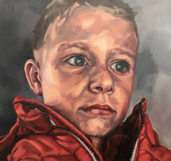 Expressive Portraits in Oils - with Mark Fennell - 11th and 12th November 2020