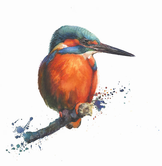 Making Watercolour Pop! with Sarah Stokes - 14th & 15th October 2020