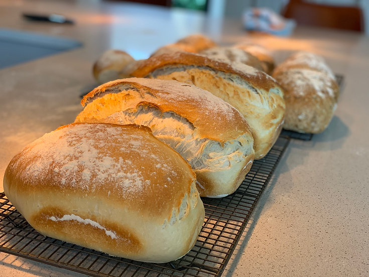 Organic Bread Making with Cate Wetherall -7th September 2020