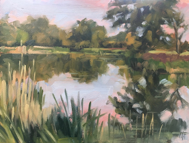 Plein Air Landscape Painting with Mark Fennell -  8th & 9th October 2020