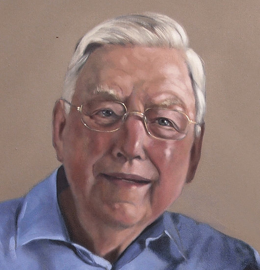 Portraits in Oils with Mike Skidmore - 5th & 6th July 2021