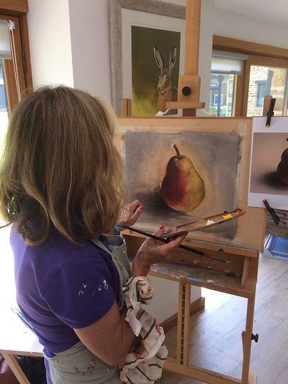 Oil Painting For Beginners with Mark Fennell – 10am – 4pm - 11th & 12th November