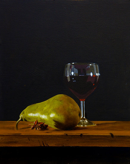 Still Life in Oils with Mike Skidmore - 28th & 29th May 2021